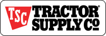 Tractor Supply Co logo.