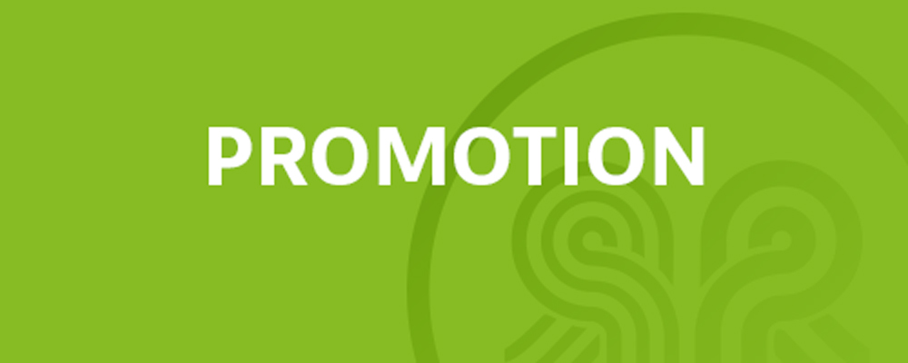 Promotion Blog Header Image